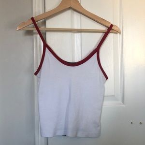 Brandy Melville Tank Crop Top